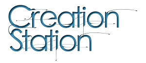 creation station logo from Kayla