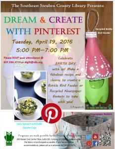 Pinterest Flyer 2015